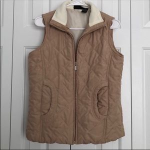 2 for $13! Jane Ashley Quilted Vest